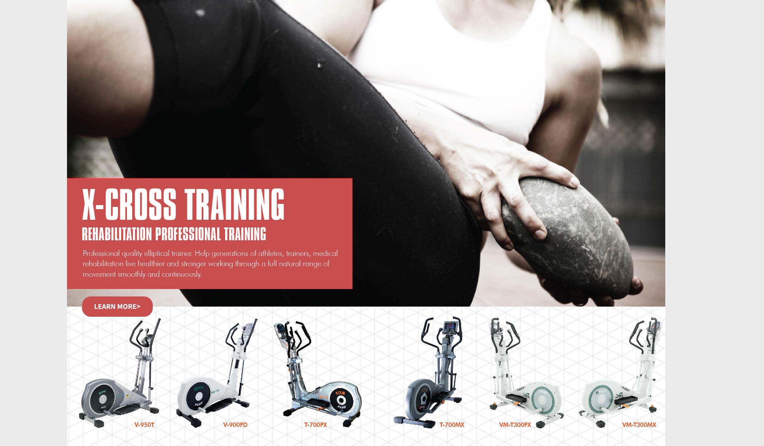 go fit cross trainer manual