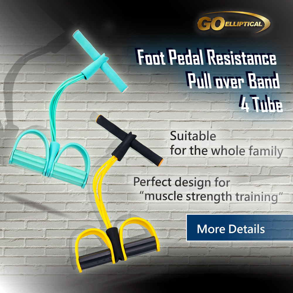Foot Pedal Resistance Pull Over Band(3.2)